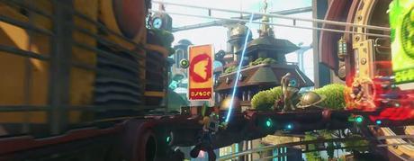 Test Ratchet & Clank PS4 54