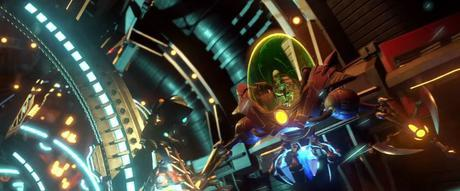 Test Ratchet & Clank PS4 screen8