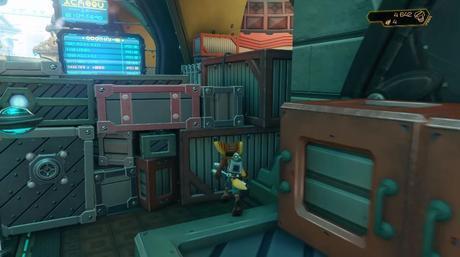 Test Ratchet & Clank PS4 screenshot2