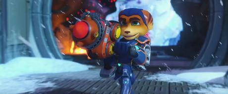 Test Ratchet & Clank PS4 screen9