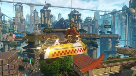 Test Ratchet & Clank PS4 screenshot6