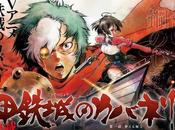 manga pour Kabaneri Iron Fortress
