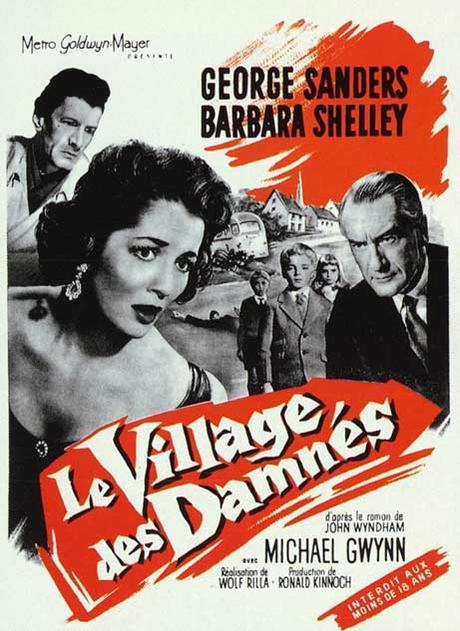 village des damnés 1960