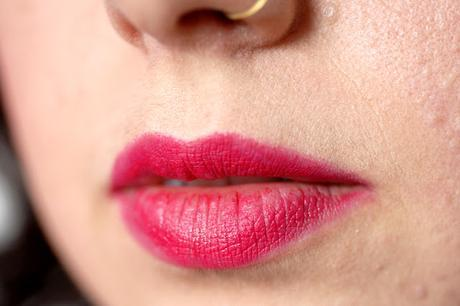 Le rouge à lèvres mat par The Balm