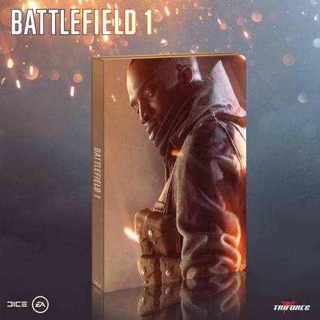 steelbook-battlefied-1 BattleField 1 - Collector et Trailer
