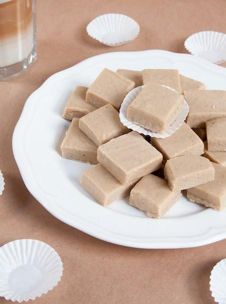 Chai Tea Fudge / Fudge au Thé Chai