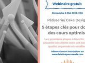 Cake design: idées d'ateliers proposer adultes débutants