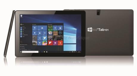 Storex Wind'Tab 101, la tablette Windows 10 avec clavier détachable