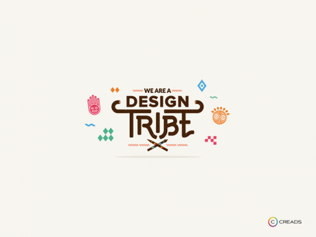valeurs de creads - we are a design tribe - wallpaper