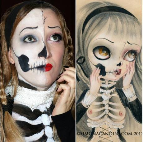 Duo de Blog Angel : Inspiration Simona Candini