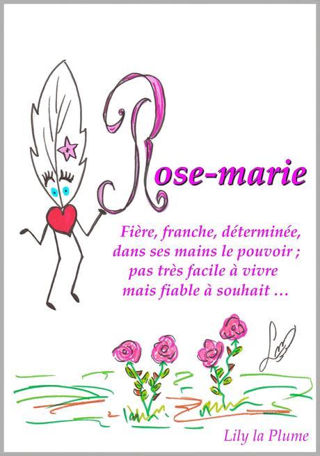 Rose Marie à Découvrir