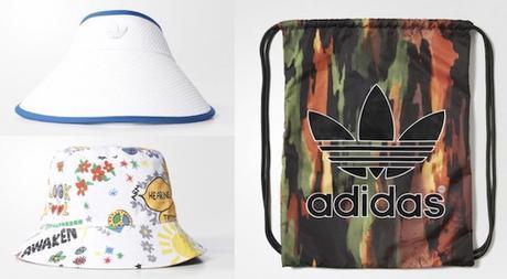chapeau bob sac pharrell williams adidas dream awaken