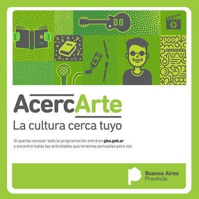 AcercArte, le tour culturel dans la Province de Buenos Aires [à l'affiche]