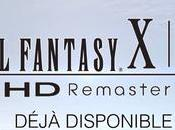 Final Fantasy remaster disponible Steam