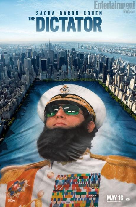 "The Dictator : Aladeen a dit : ""Aladeen !"""