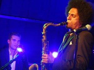 Brussels Jazz Marathon: Man On Fire and The Soul Soldiers au Théâtre Marni- Ixelles, le 20 mai 2016