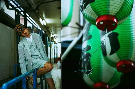 NEPENTHES – S/S 2016 COLLECTION EDITORIAL