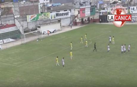 44 à 1 lors d'un match de foot en Equateur !