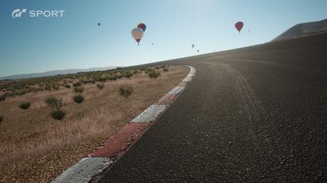 Gran Turismo Sport circuit desert