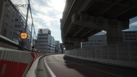 Gran Turismo Sport circuit Tokyo
