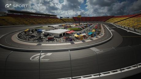 Gran Turismo Sport circuit nascar