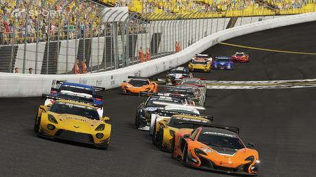 Gran Turismo Sport Nascar