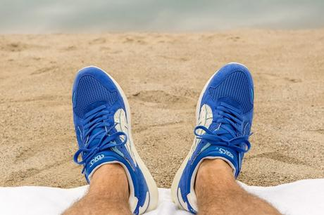 Sneakersnstuff x Asics GT Cool Express %22A day at the beach%22 2