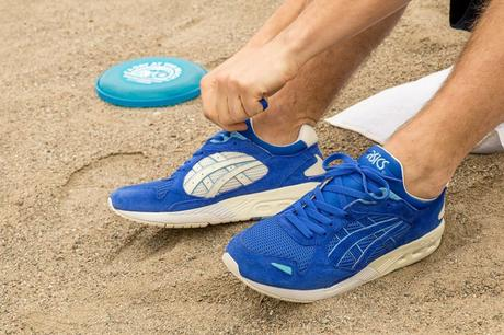 Sneakersnstuff x Asics GT Cool Express %22A day at the beach%22 6