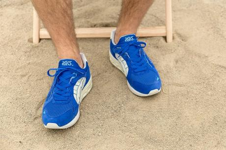 Sneakersnstuff x Asics GT Cool Express %22A day at the beach%22 4