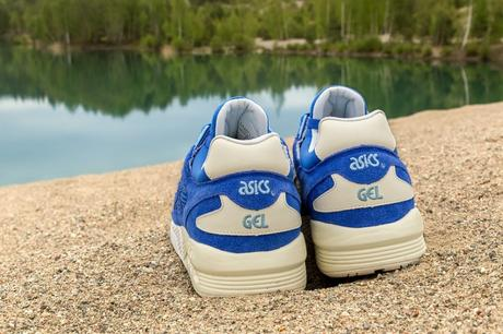 Sneakersnstuff x Asics GT Cool Express %22A day at the beach%22 3