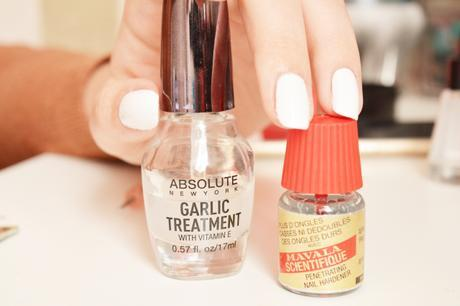 Astuces ongles forts