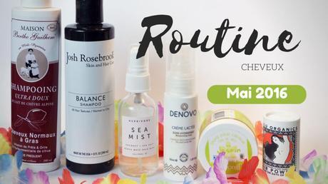 Routine Cheveux Bio / Naturelle
