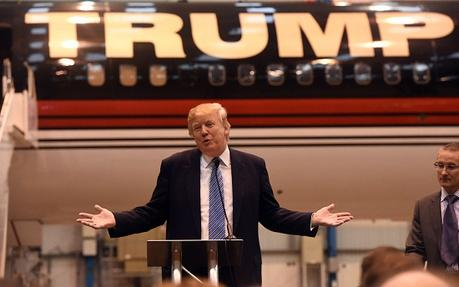 Le message de Donald Trump aux entrepreneurs