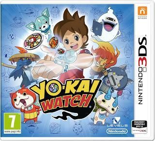 Mon jeu du moment: Yo-Kai Watch