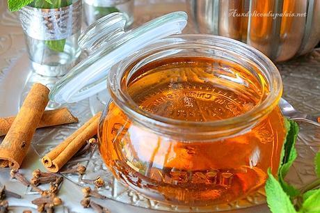 Sirop de miel inratable pour pâtisserie orientale