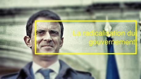 473ème semaine politique: pourquoi Hollande et Valls se radicalisent