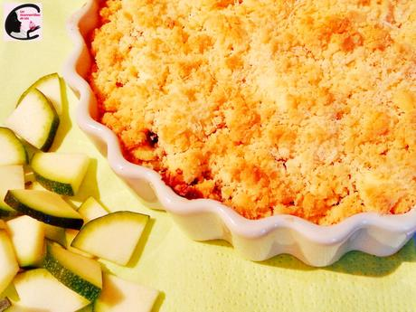 Crumble Courgettes 2