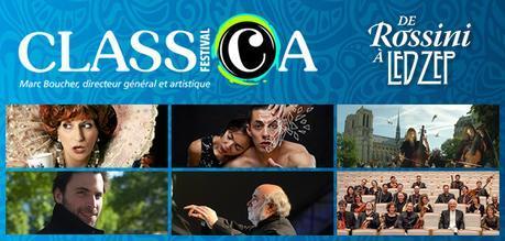 De l'art lyrique du Festival Classica 2016 et un grand succès pour Les Feluettes à l'Opéra de Montréal