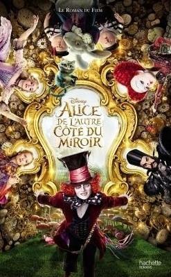Couverture Alice de l'autre côté du miroir