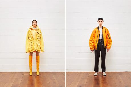 UNUSED – F/W 2016 COLLECTION LOOKBOOK