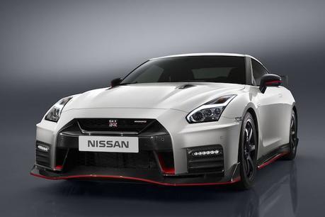 Nissan GT-R Nismo millésime 2017