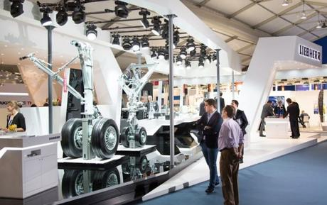 Liebherr-Aerospace en force au salon ILA 2016