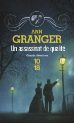 un assassinat de qualité,ann granger, ben ross, Londres