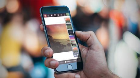 Stackables l'app d'effets de superpositions pour iPhone et iPad est encore gratuit au lieu de 2.99 €