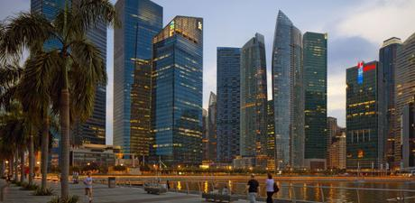 Destination Singapour !