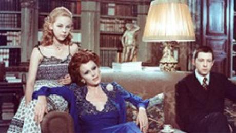 Cinéma de Minuit : Violence et Passion de Luchino Visconti avec entre autres Helmut Berger fascinant