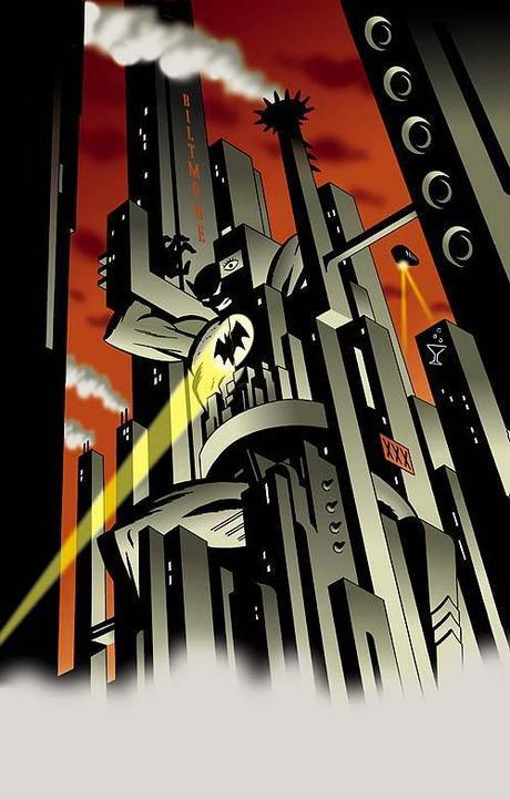 Batman Gotham Darwyn Cooke