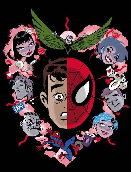 spiderman tangled web Darwyn Cooke