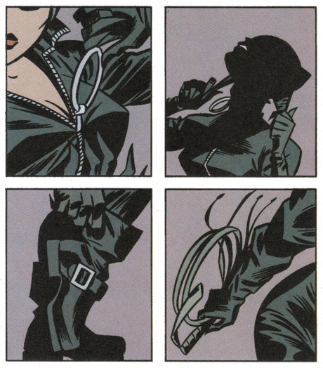 Catwoman Darwyn Cooke 2