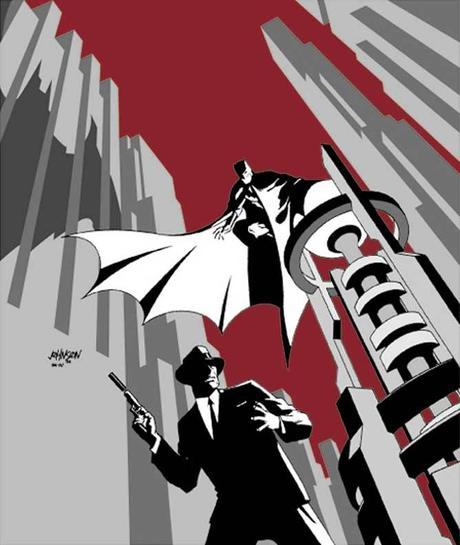 Batman The Spirit